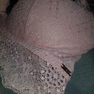 PINK VS Date Lace Bralette